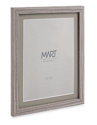 Porta Retrato 10x15 em MDF Fino Cinza
