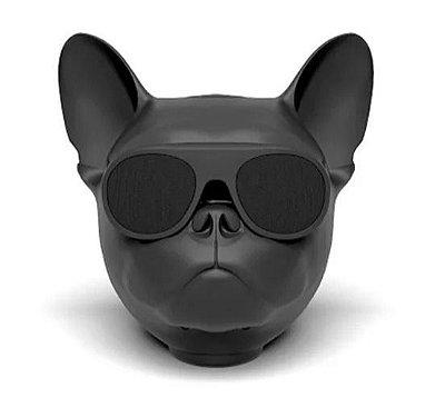 Caixa de Som Bluetooth Bulldog Preto