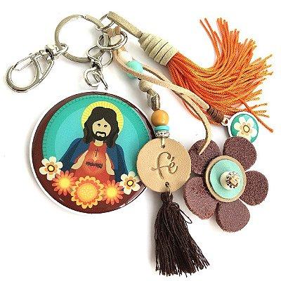 Chaveiro Jesus