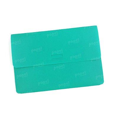 Pasta Envelope Verde Àgua A5