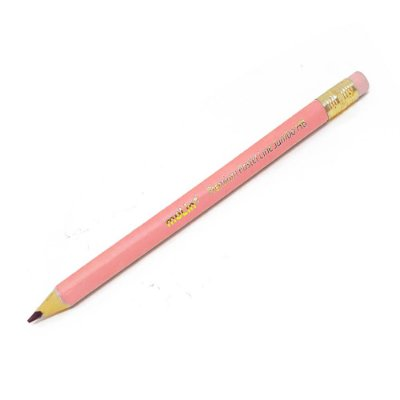 Lápis Premium Pastel Laranja HB Jumbo