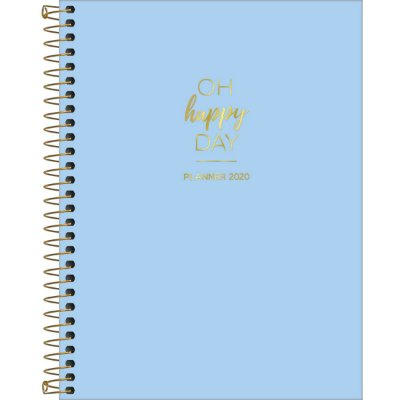 Planner Happy Day 2020 Azul