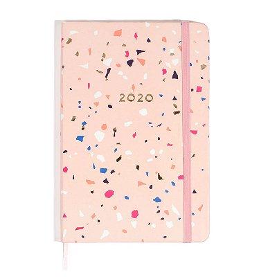 Agenda Planner 2020 Confete Rosa