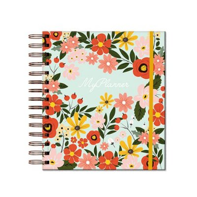 My Planner Permanente Floral