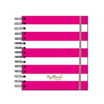 My Planner 2020 Listrado Pink