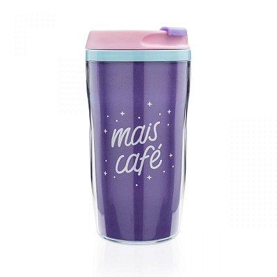 Mini Copo Para Viagem Café Por Favor