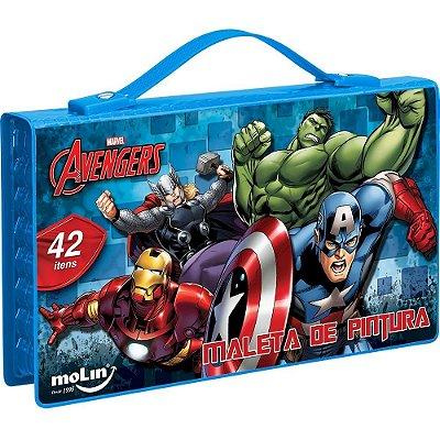 Maleta Artística Marvel 42 Ítens