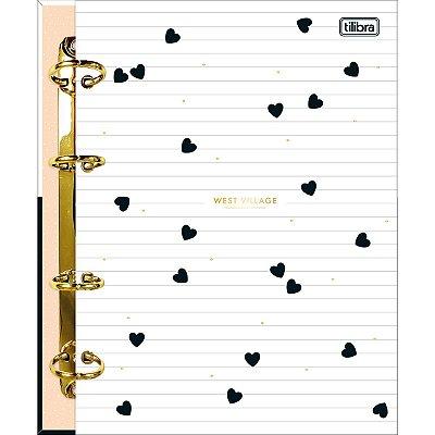 Caderno Fichário West Village