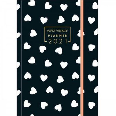 Planner Brochura West Village Coração 2021