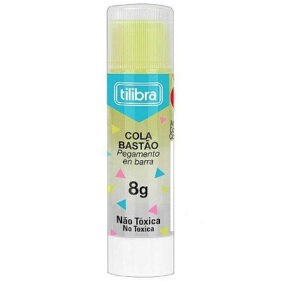 Cola Bastão Transparente 8g Verde