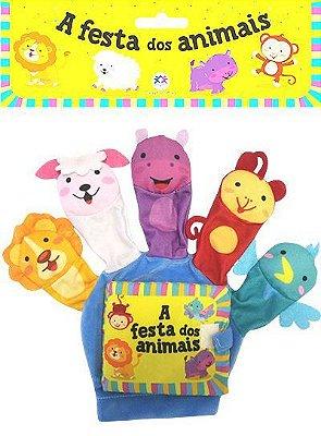Livro Dedoche A Festa dos Animais