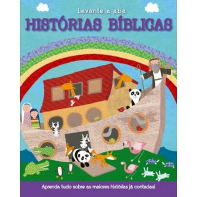 Livro Levante a Aba Historias Bíblicas