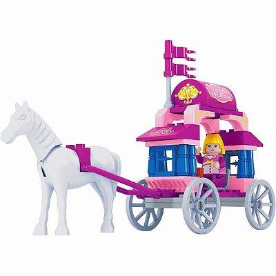 Brinquedo de Lego Carruagem 57 Peças