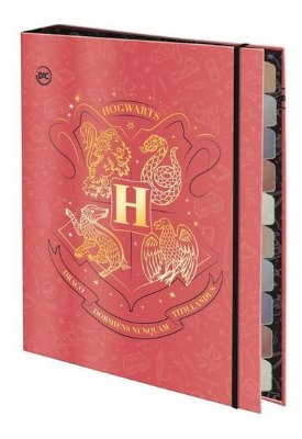 Caderno Fichário Harry Potter