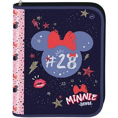 Caderno Argolado Minnie