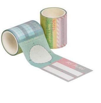 Rolo Washi Tape To Do Colorido 5cmx3m
