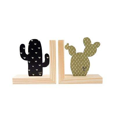 Aparador de Livros Cactus