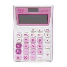 Calculadora Rosa TC04