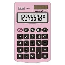 Calculadora Rosa TC03