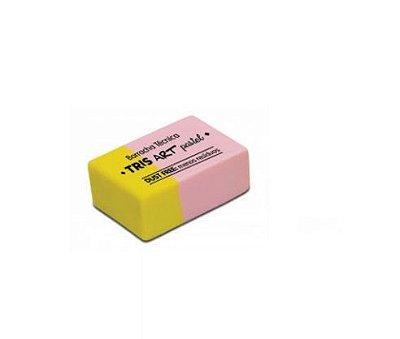 Borracha Tecnica Art Pastel Rosa