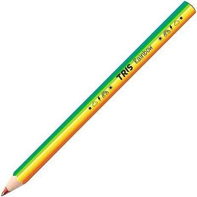 Lápis Rainbow Multicolor Jumbo