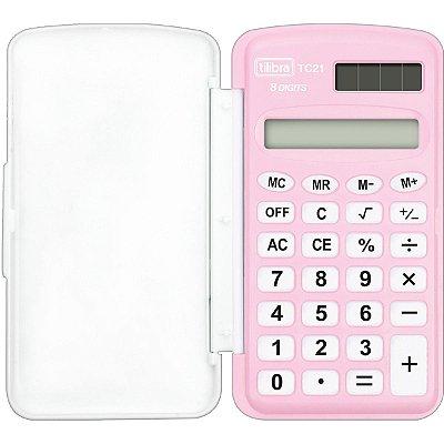 Calculadora TC21 Rosa