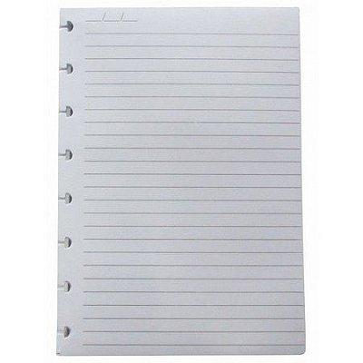 Refil Pautado Caderno Inteligente Médio