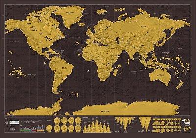 Mapa Mundi de Raspar