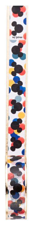 Fita Adesiva Washi Tape Mickey Colorido