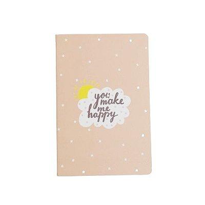 Brochura Pautada You Make Me Happy
