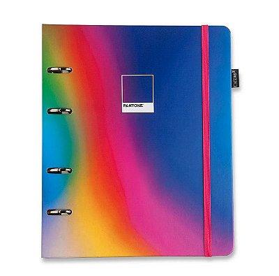Caderno Fichário 4 Furos Pantone