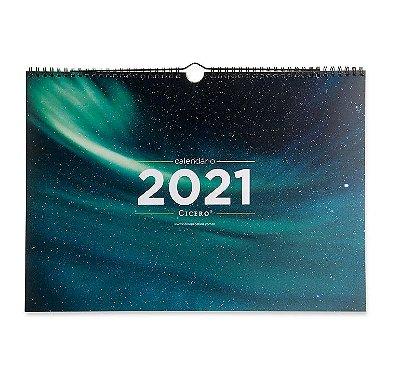 Calendário de Parede 2021 Astral