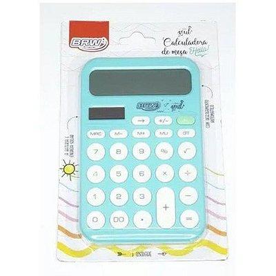 Calculadora de Mesa Verde