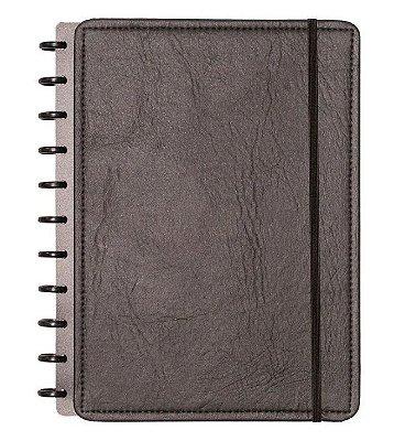 Caderno Inteligente Black Ecológico Médio