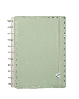 Caderno Inteligente Verde Pastel A5