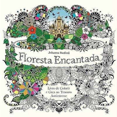 Livro Floresta Encantada
