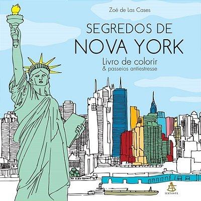 Livro Segredos de Nova York