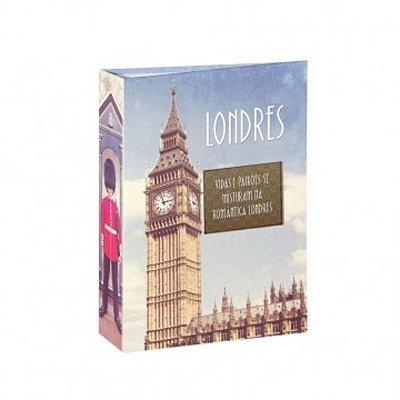 Álbum de Fotos Londres - 10 x 15cm