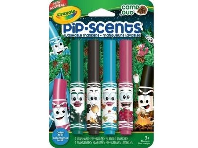 Canetinha Perfumada Pip Scents Crayola - Camp Out