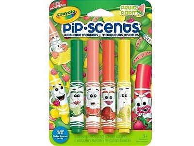 Canetinha Perfumada Pip Scents Crayola - Fruit Farm