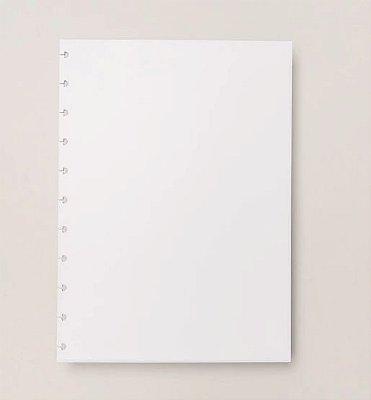 Refil Caderno Inteligente Médio Liso