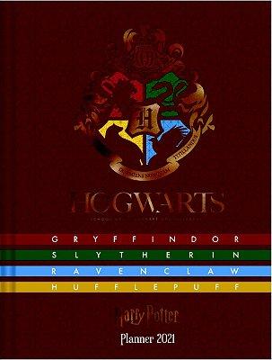 Planner Mensal Hogwarts