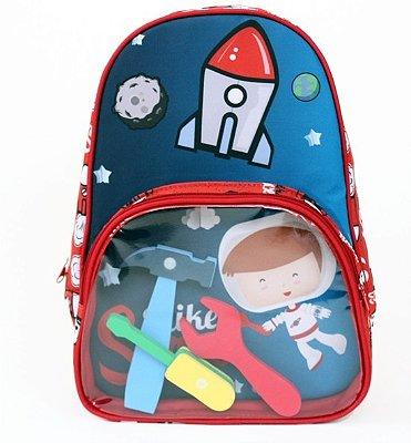 Mochila Kids Espaço