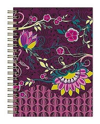 Caderno Botanical Lilás