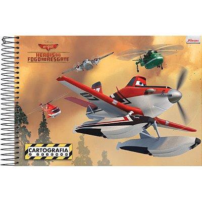 Caderno de Cartografia e Desenho Aviões