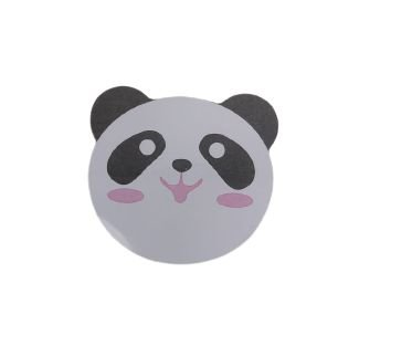 Post-It Panda 45x45mm