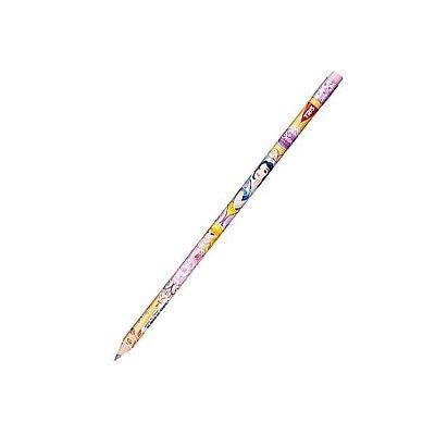 Lápis Princesas Disney Branca de Neve - Amarelo