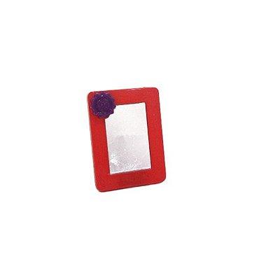 Apontador Espelho Ever After High Vermelho