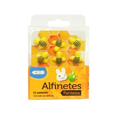 Alfinete Animais - Abelha
