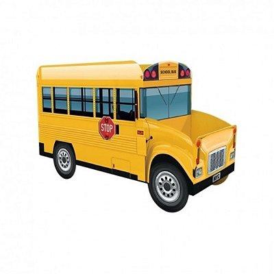 Porta Controle School Bus Americano